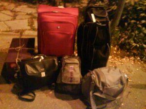 Mina väskor