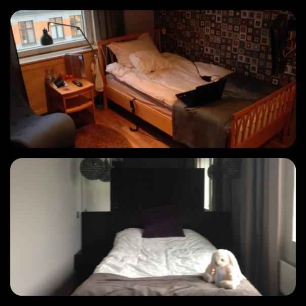 Hotellsängar i Stockholm